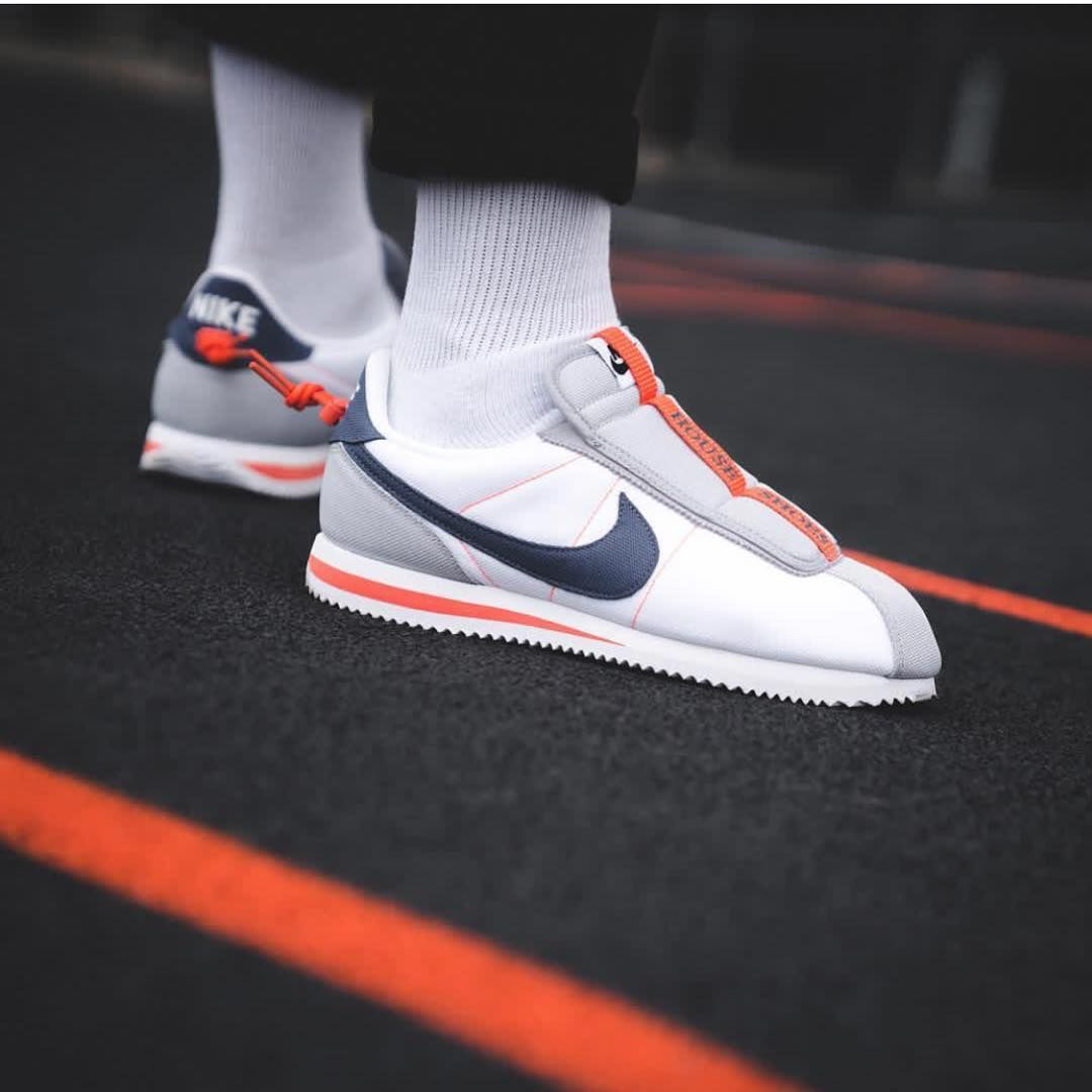 sneakers for cheap e89f0 543ef Kendrick Lamar x Nike Cortez Basic Slip 📸 by @solebox ...