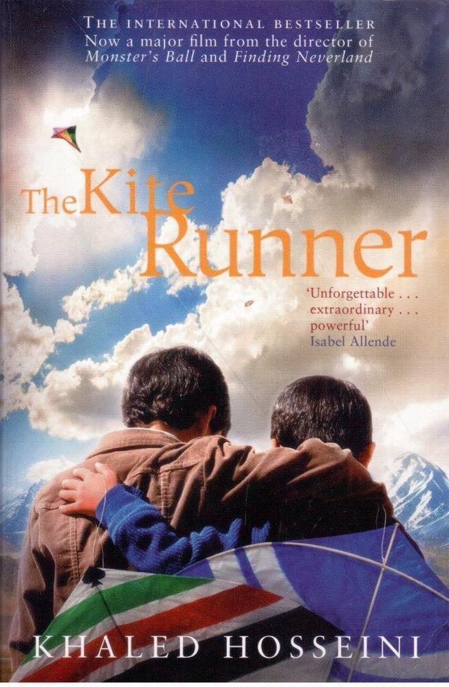 The Kite Runner by Khaled Hosseni Fiction Paperback