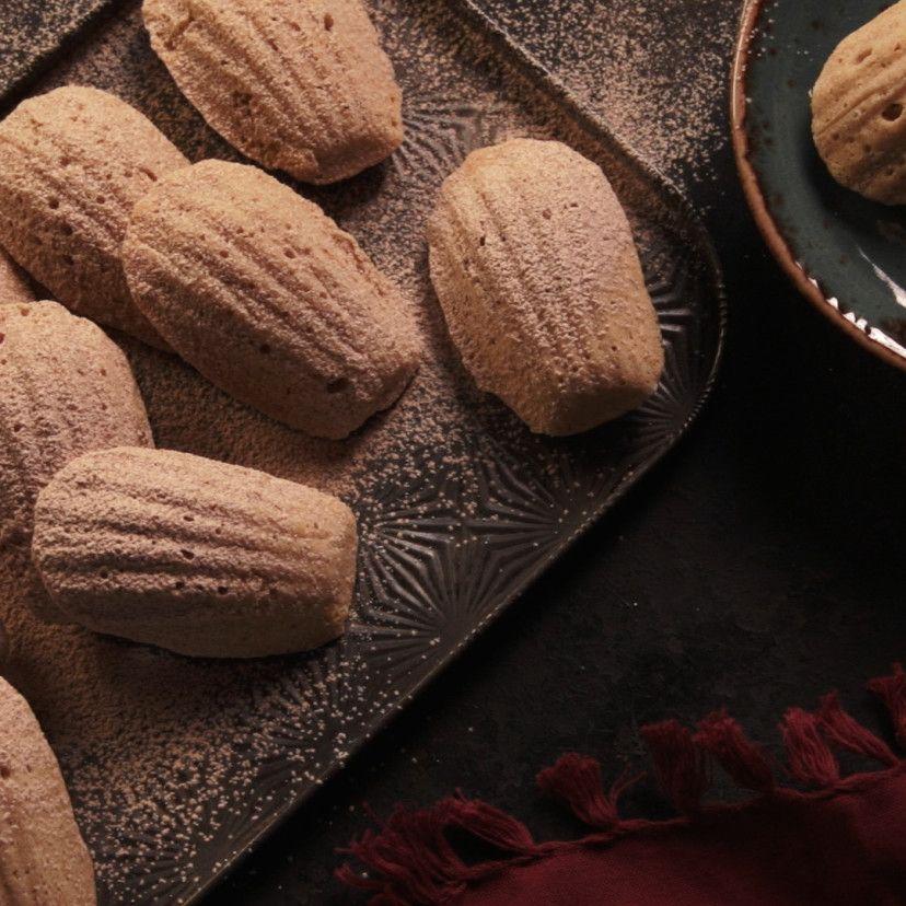 Cinnamon Sugar Madeleines Recipe Madeleine recipe