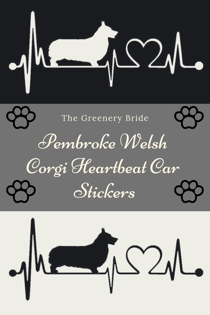 Are You Looking For A Cool Corgi Dog Sticker For Your Car You Ll Love These Pembroke Welsh Corgi Heartbeat Car Stickers Corgi Pembroke Welsh Corgi Welsh Corgi [ 1102 x 735 Pixel ]