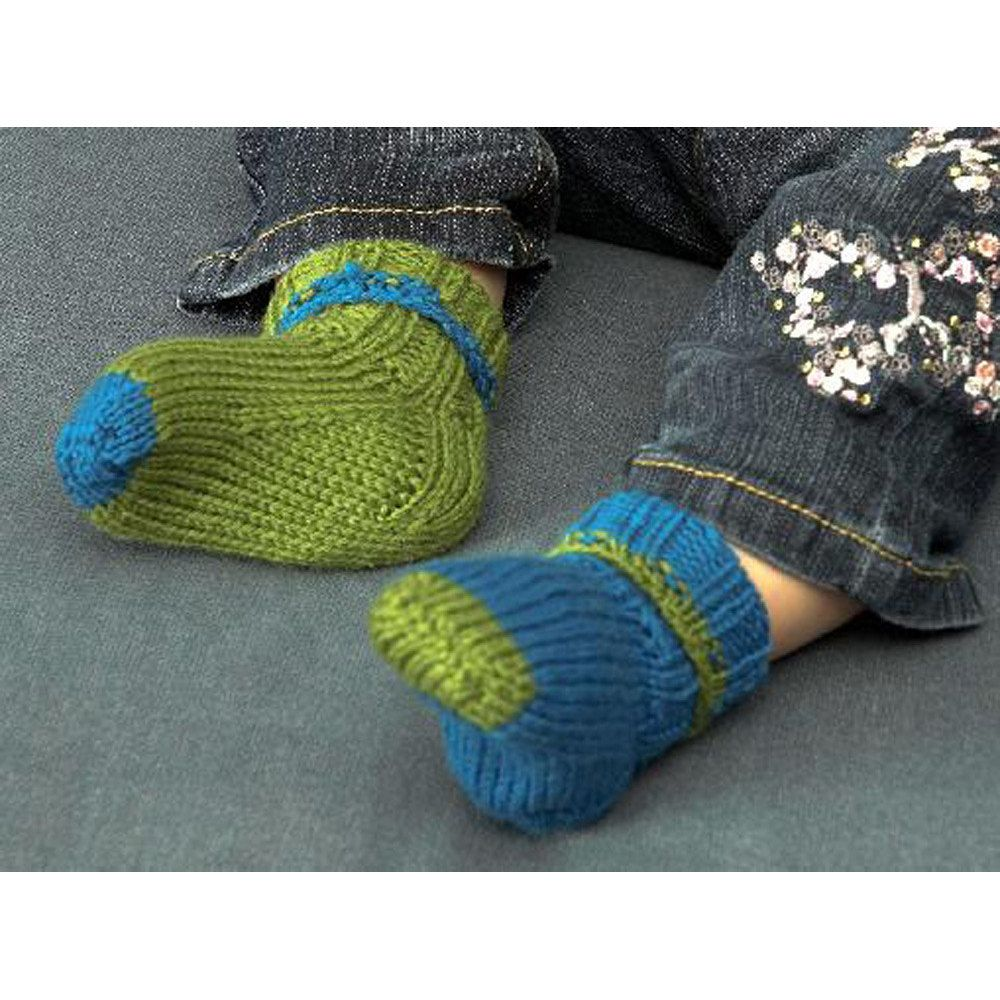 Toddler Socks in Plymouth Dreambaby DK - F531. Discover more ...