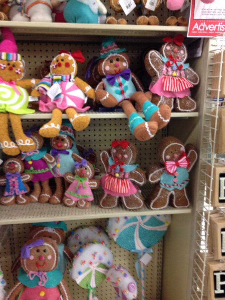 hobby lobby gingerbread decorations christmas gingerbread candy christmas decorations gingerbread cupcakes candy