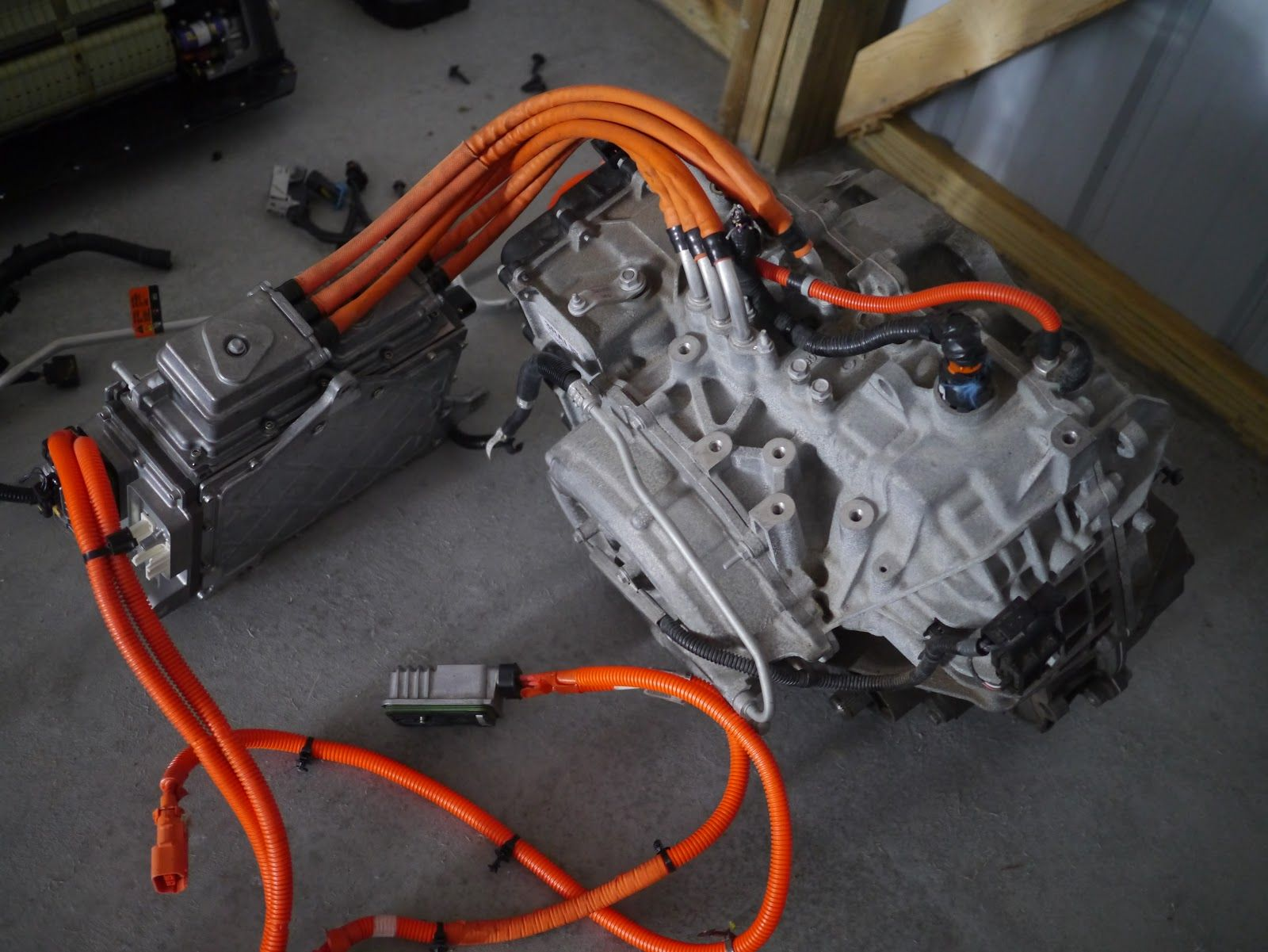 Attempting to hack a Chevy Volt Drivetrain - DIY Electric Car Forums ...