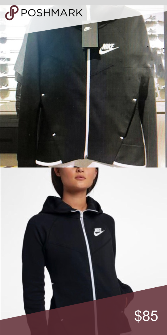 8ca5d49e8ba6 Women s Nike Sportswear Tech Fleece Windrunner New with tags. RRP  120 Women s  Nike Sportswear Tech Fleece Windrunner Women s Full-Zip Hoodie is made with  ...