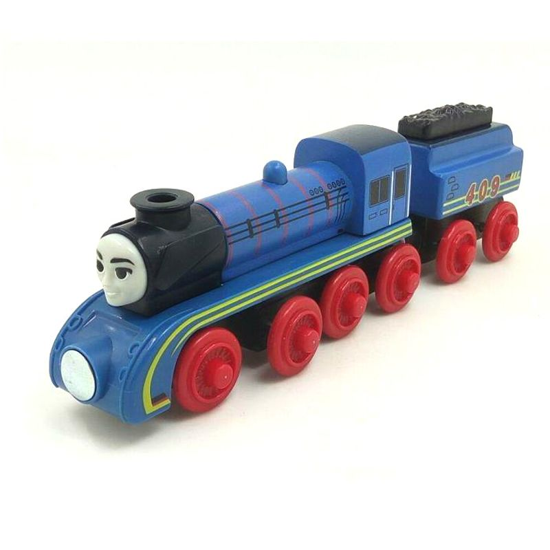 RARE WOODEN magnetic THOMAS and friend The Tank Engine Train