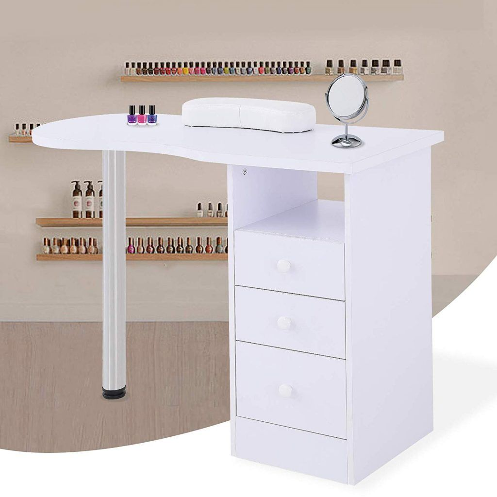 {altimage} Manicure station, Home spa, Salon decor