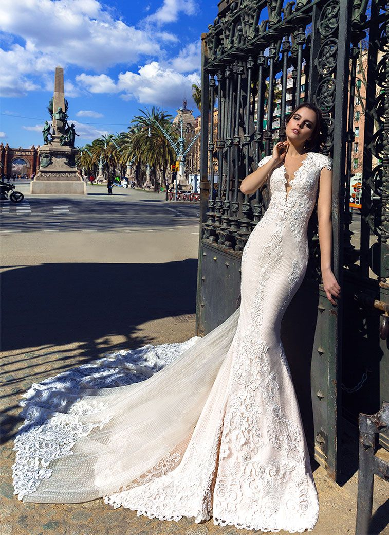 Crystal Design Wedding Dresses – Barcelona Campaign Bridal Collection