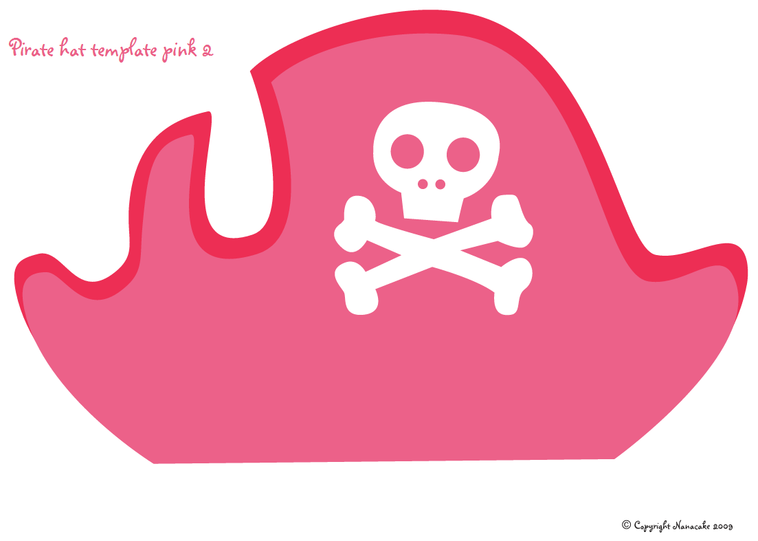 Http Www Nanacake Nl Artikel Php Artikelid 727 Themaid 0 Geslachtid 2 Categorieid 22 Key Pirate Hat Template Pirate Printables Pirate Hats