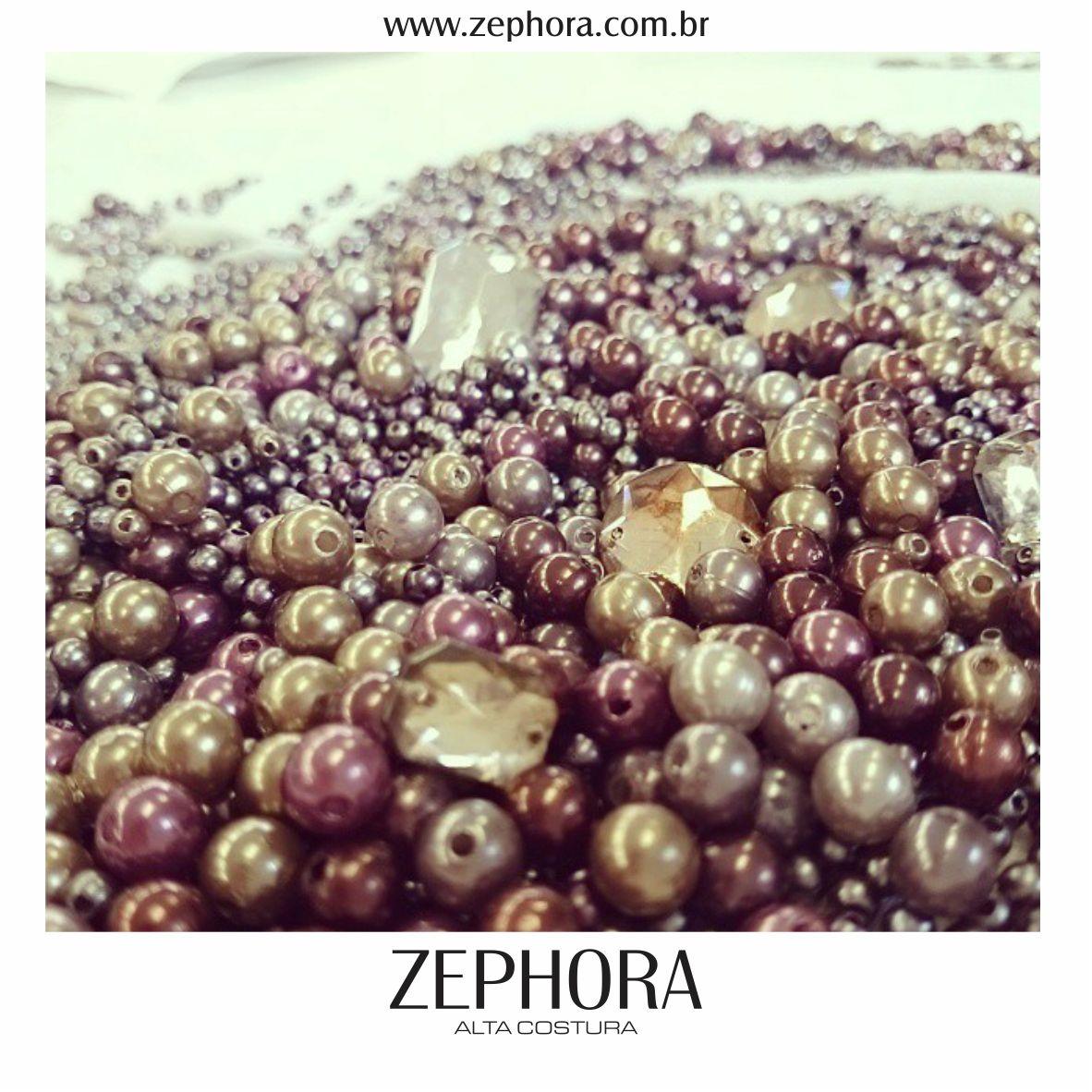 Detalhes Zephora Alta Costura por Eduardo Malta