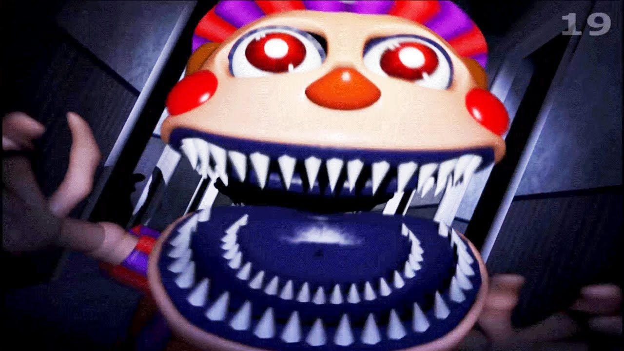 Five Nights At Freddys 4 Halloween Edition Fun With Balloon Boy