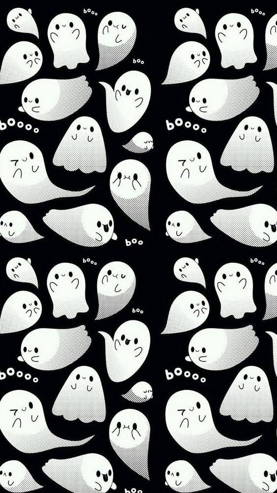 30+ Cute Halloween Wallpapers For iPhone (Free Download!)