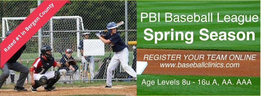 Http Www Baseballclinics Com Pbi Baseball League Spring Season Baseball League High School Programs College Rankings