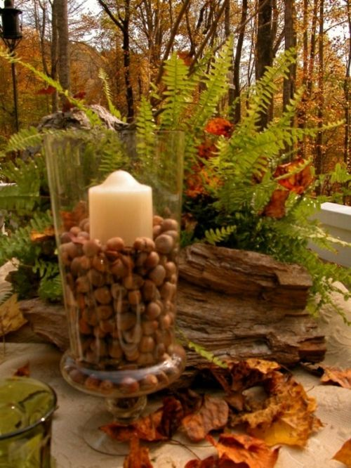 Kerzen Dekoration Und Windlichter 17 Originelle
