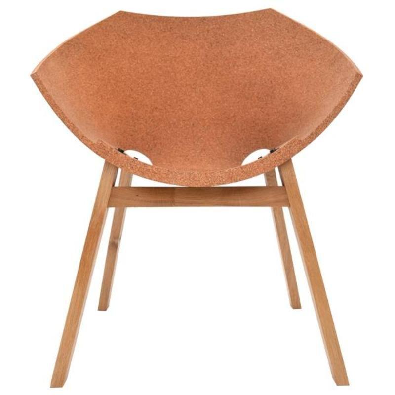 Carlos Ortega Design | Corkigami Chair | AHAlife
