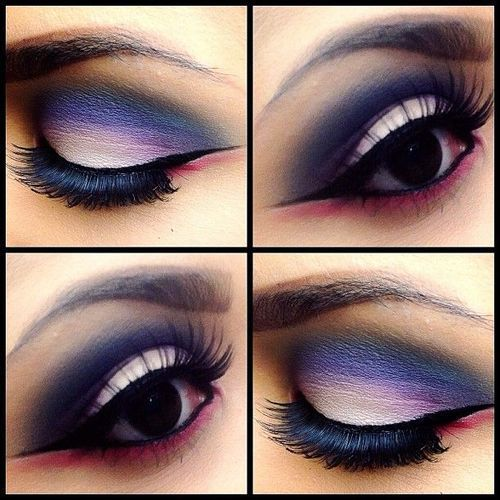 Cool Eyeshadow Designs For Your Eye Makeup-18 | Make Up Tips | Pinterest | Eyeshadow Designs ...