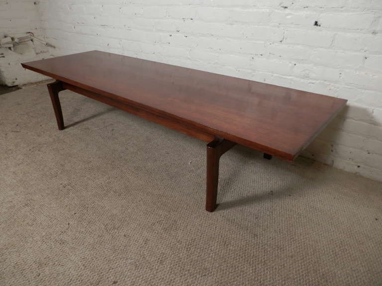 Attractive coffee table by nucraft from a unique
