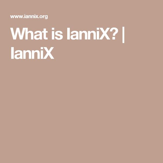 What is IanniX?   IanniX