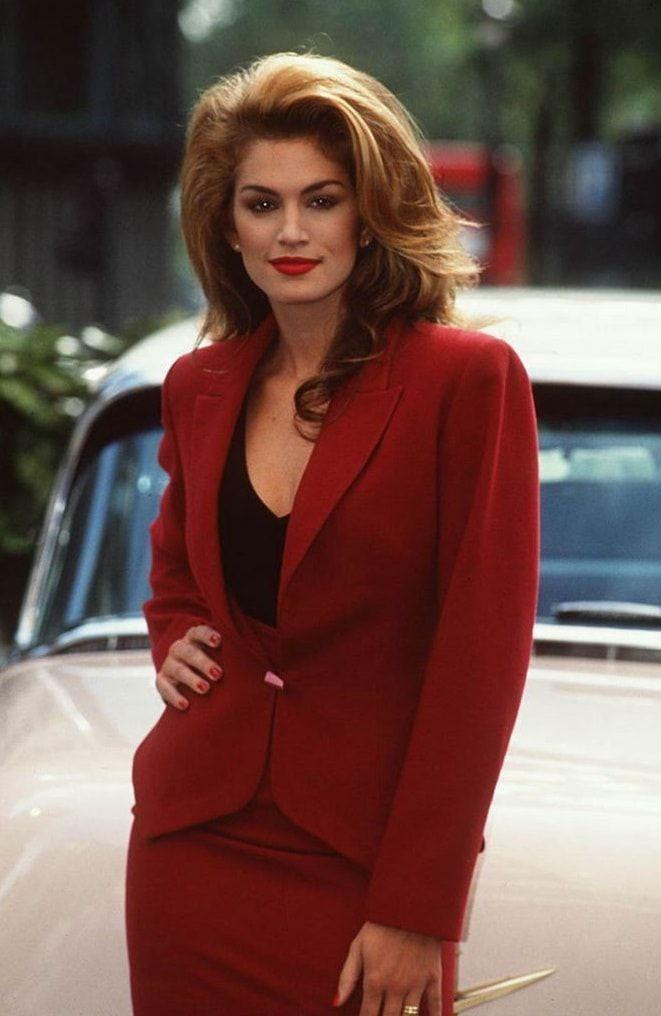Стиль 90-х годов в одежде женщины: фото, платья, брюки ...