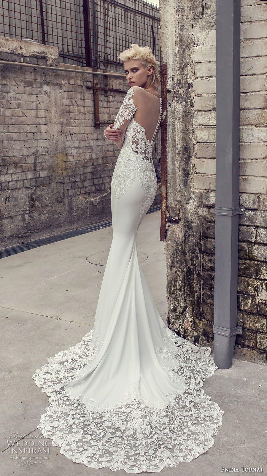 Vestidos de novia de pnina tornai 2019