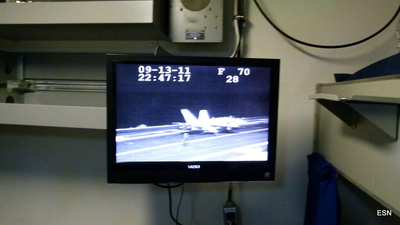 HDTV in my stateroom!
