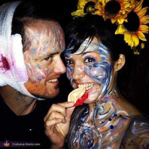 Amy My Boyfriend Was Van Gogh With His Ear Cut Off And I A