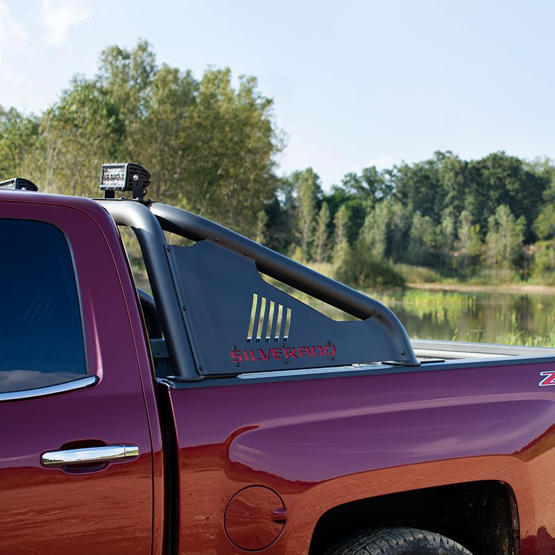 2016 Silverado 1500 Sport Bar Package Bed Mounted Chevrolet