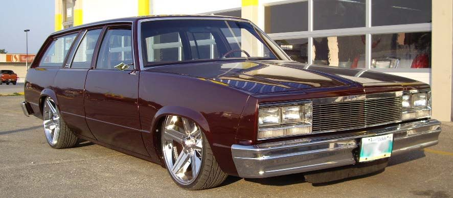 g body of the month for july 2014 1983 chevrolet malibu wagon. Black Bedroom Furniture Sets. Home Design Ideas