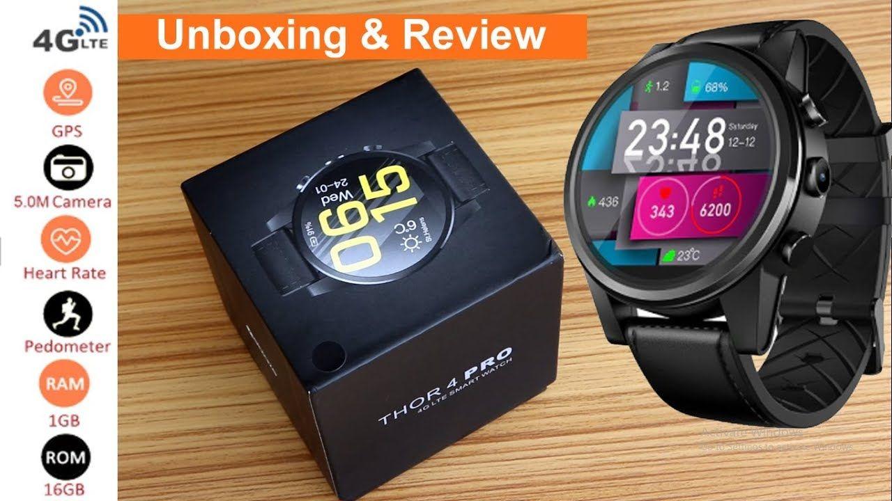 8c86b1788c6 Smart Watch Zeblaze Thor 4 pro Smartwatch