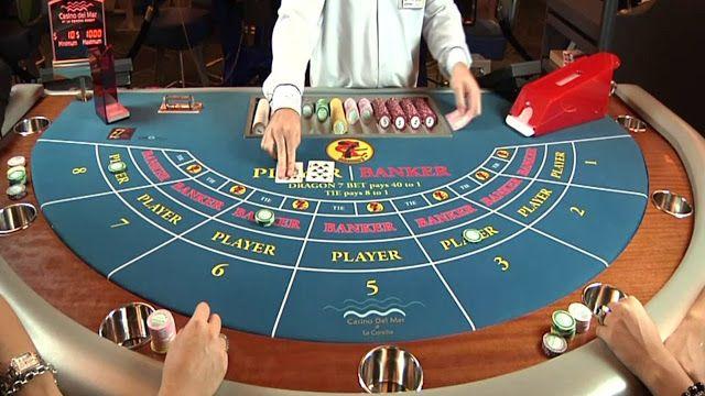 Baccarat casino online tutorial gambling game reno