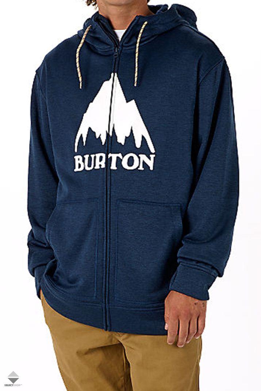 a5c18c87724d9 Bluza Snowboardowa Burton Oak Fz   Snowboard Clothing   Snowboarding ...