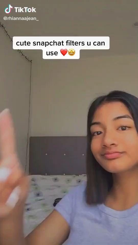 Tiktok Snapchat Filters Video Snapchat Filters Selfie Ideas Instagram Snapchat Selfies