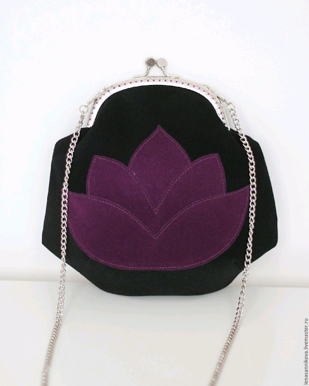 d6646b2e7459 Купить Сумка с фермуаром - сумка, сумка ручной работы, сумка женская, купить  сумку, сумочка