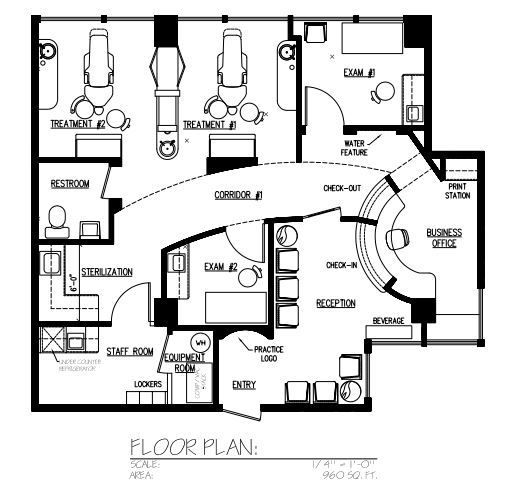Veterinary Floor Plan Design Mimari Tasarim Mimari Tasarim