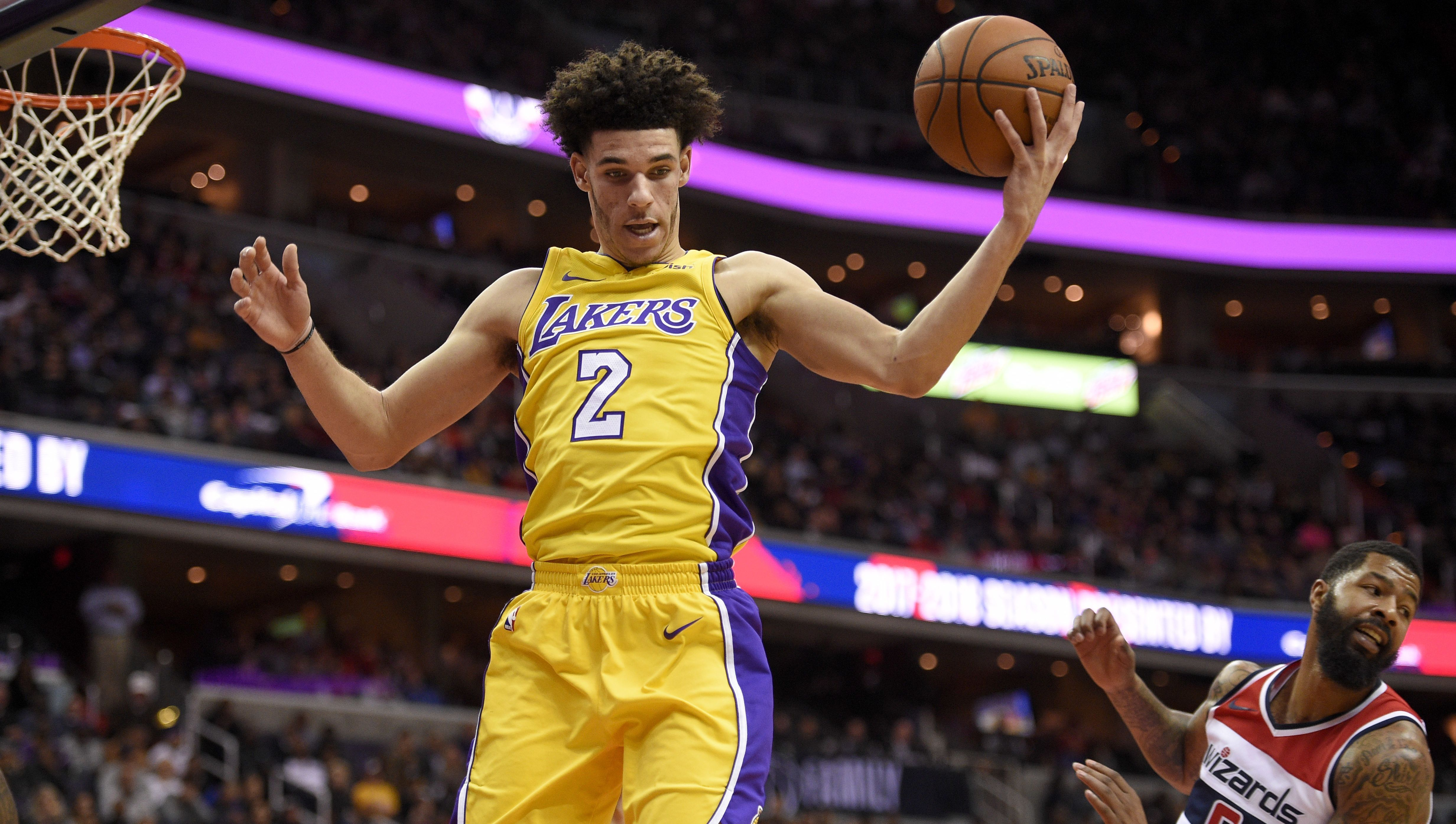 Lonzo Ball facing an unfair level of scrutiny sports