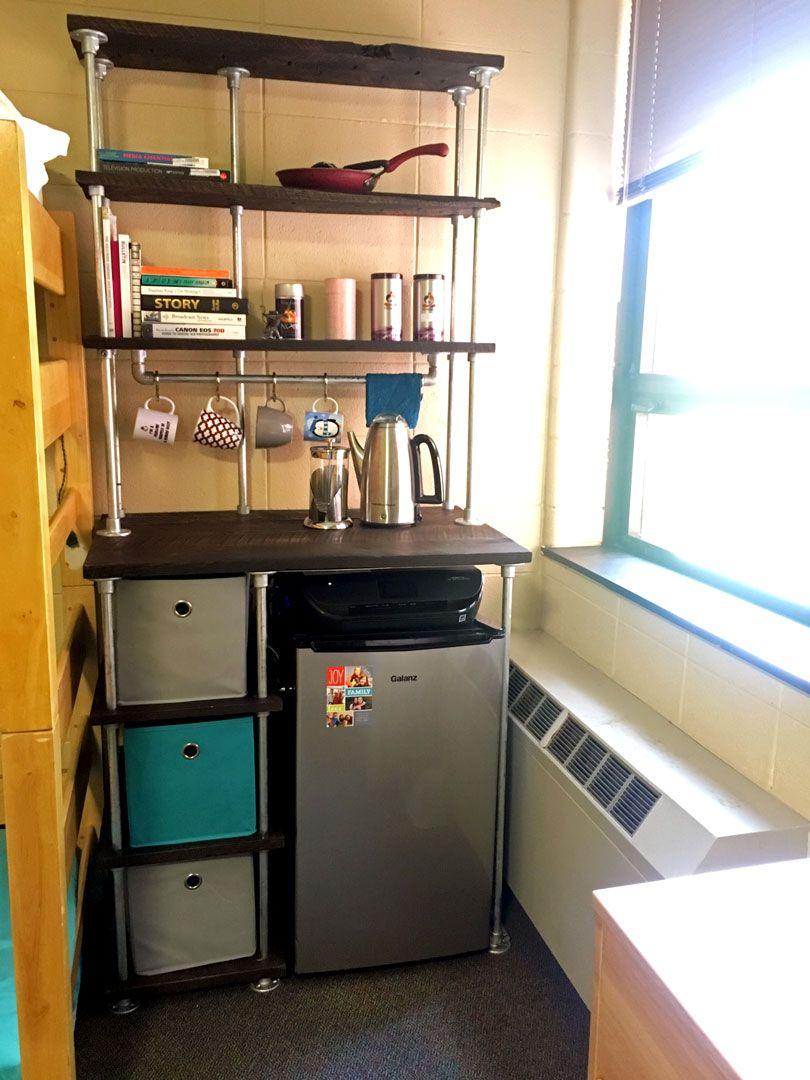 How To Build Your Own Diy Dorm Storage Unit