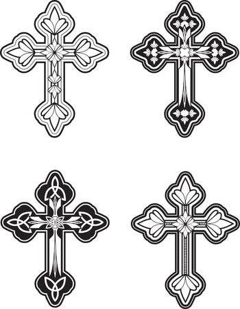 Pin on Wall crosses