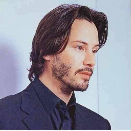 Keanu Reeves Hairstyles 2019 Men S Hairstyle 20xx Mens Hairstyles Long Hair Styles Men Asian Men Hairstyle