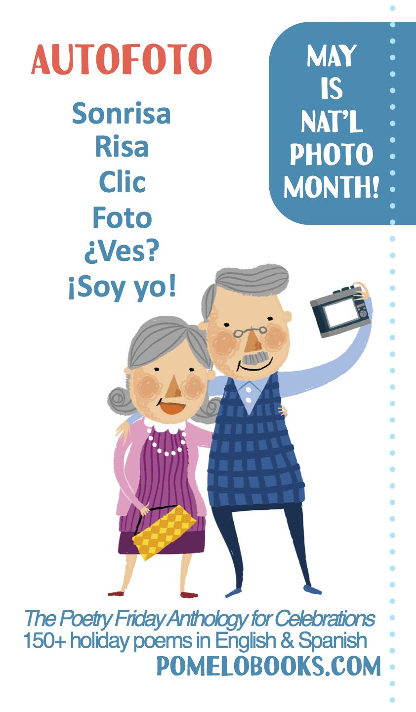 """Spanish version of """"Selfie"""" by Lorie Ann Grover for"""