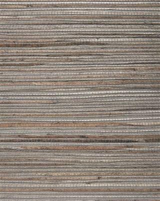 Slate Gray Jute Grasscloth