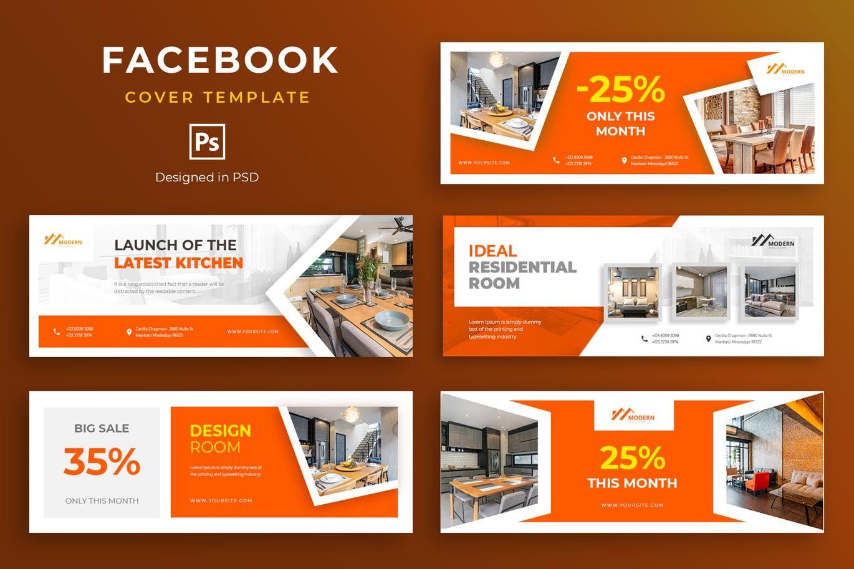 furniture facebook cover templateuicreativenet on