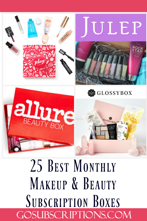 Sephora Subscription Box Reviews: 25 Best Monthly Makeup + Beauty Subscription Boxes Via