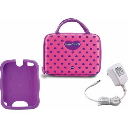VTech InnoTab 3 Accessory Pack, Pink