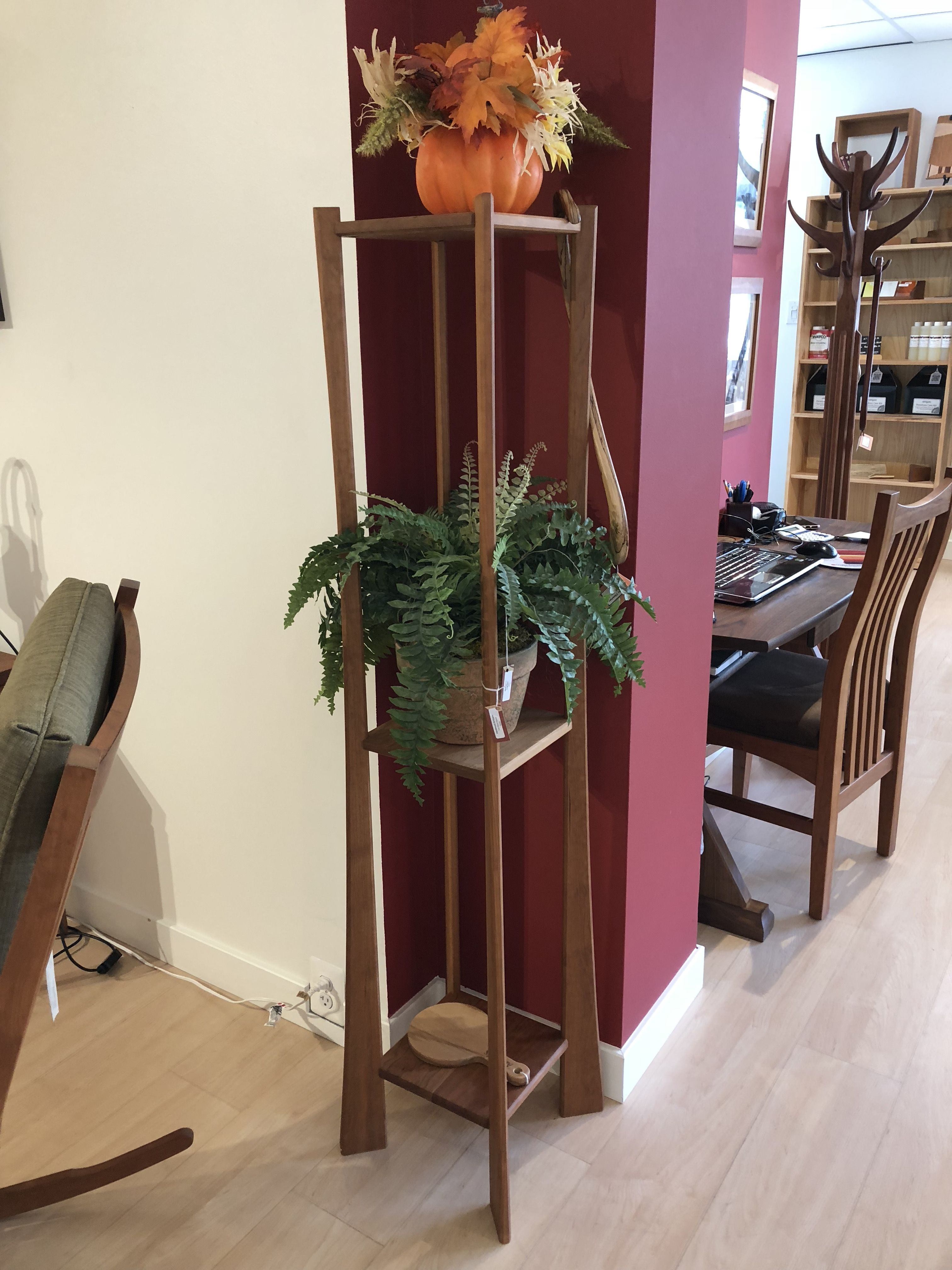 Small Plant Stand  Local Custom Furniture Store