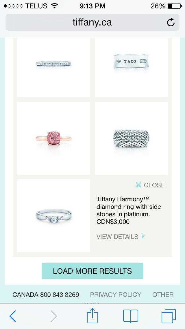 Tiffany & Co.! Love it.