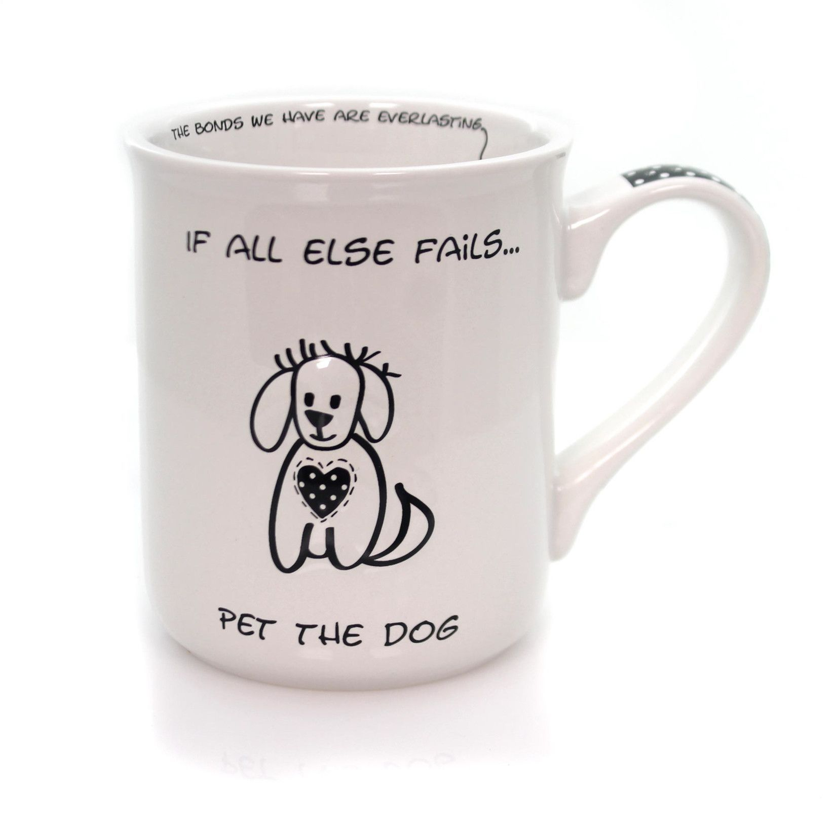 Tabletop Dog Lover Mug Mug / Coffee Cup