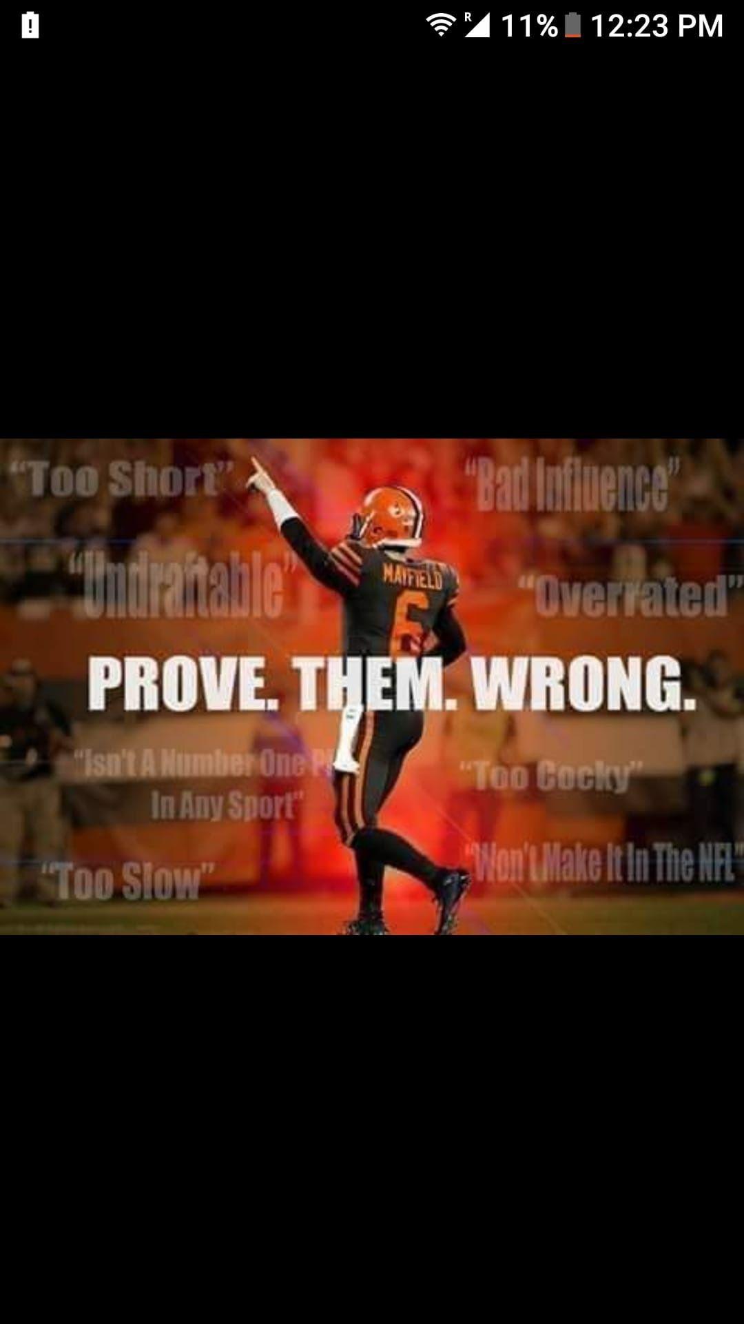 Pin By Meghann Mckay On Boomer Sooner Cleveland Browns History Cleveland Browns Football Browns Football