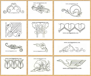 Free Wood Carving Patterns Keep It Super Simple