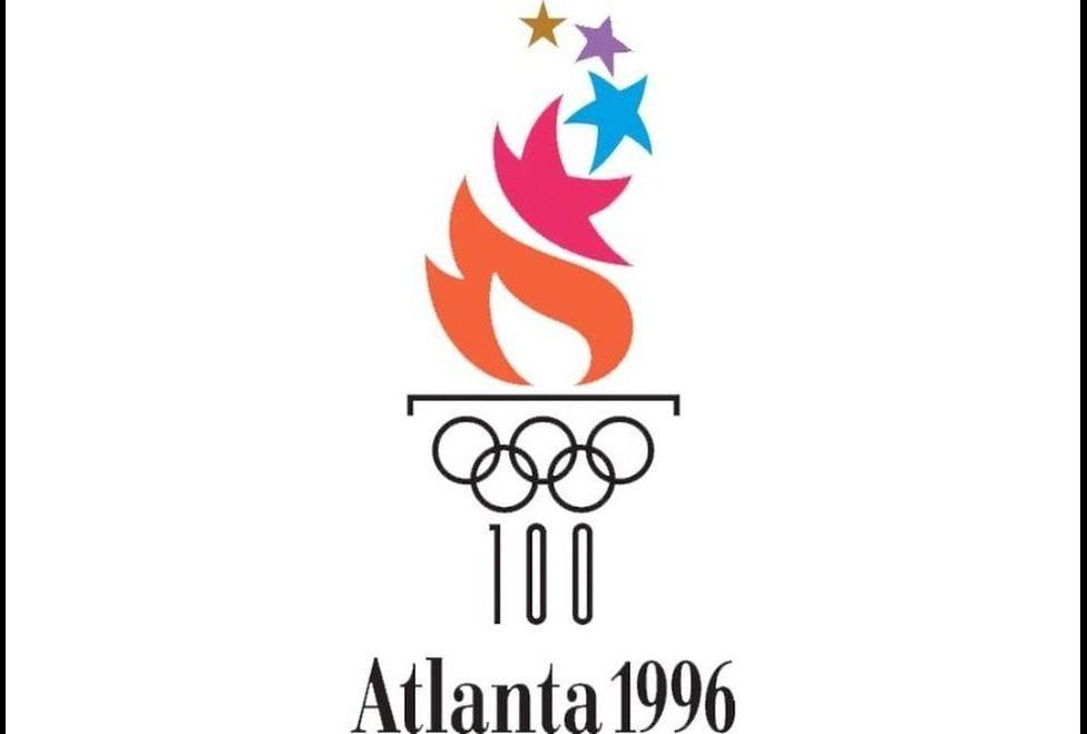 Juegos Olimpicos Atlanta 1996 Usa Logo Field Day Pinterest