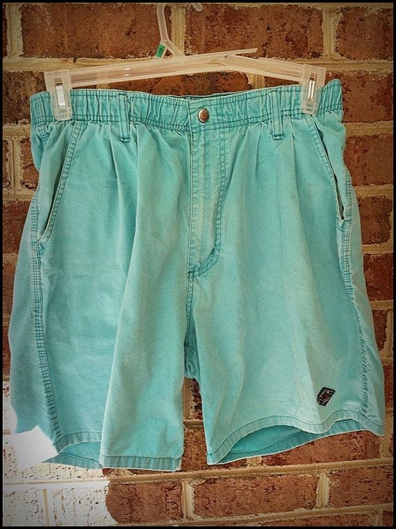 390ac912a4 Vintage 90's OP Ocean Pacific Teal Neon Cotton by CharchaicVintage, $18.00
