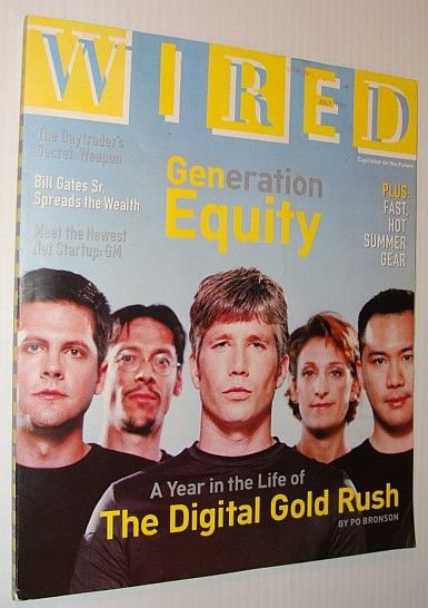 december 1999 wired magazine - Google Search | The Offering ...